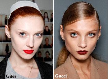 тенденции в макияже 2011/2012