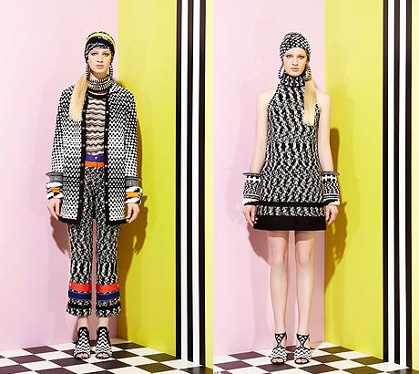 Что будет модно весной 2011 Missoni
