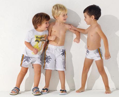 Dolce Gabbana Junior Spring-Summer 2011, sarafan.dp.ua
