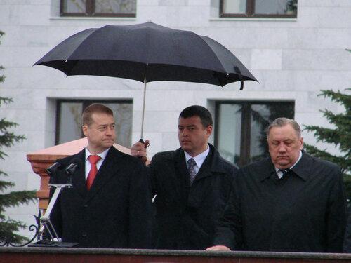 Президент Маркелов