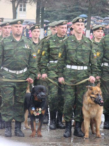 Военный парад